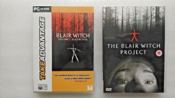 Blair Witch Volume 1: Rustin Parr (PC: Windows, 2000) - Plus 'FREE' DVD